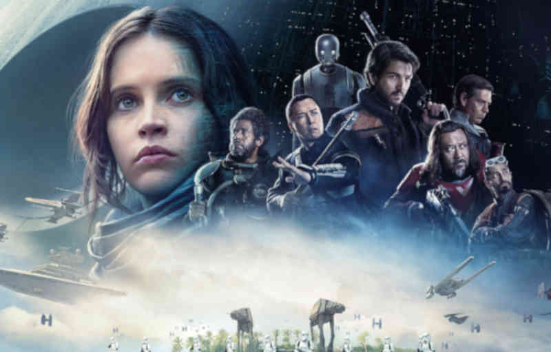 Frases do Filme Rogue One: Uma História Star Wars
