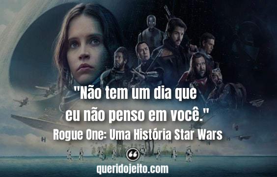 Frases Capitão Cassian Andor