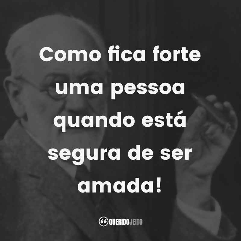 Frases do Sigmund Freud