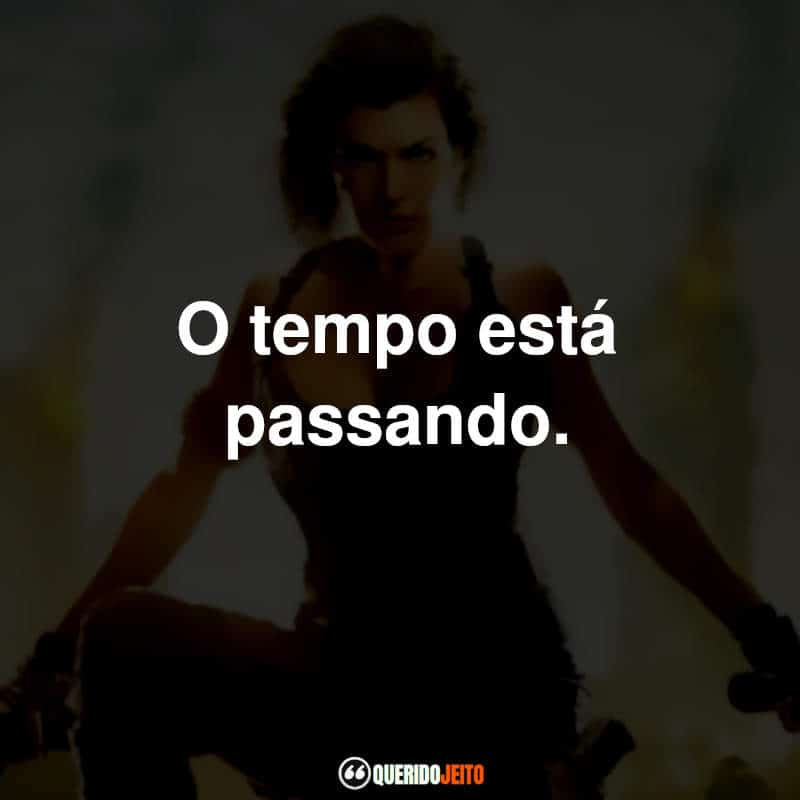 Frases Claire Redfield Resident Evil 6