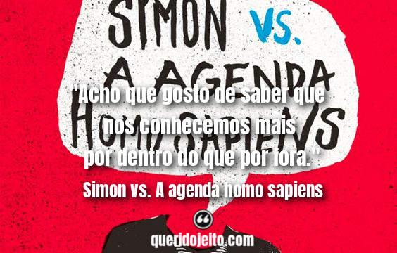 Frases Simon vs. A agenda homo sapiens, Frases Simon vs. A agenda homo sapiens twitter, Frases Simon, Frases Becky Albertalli