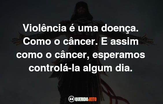 Frases do Assassin's Creed
