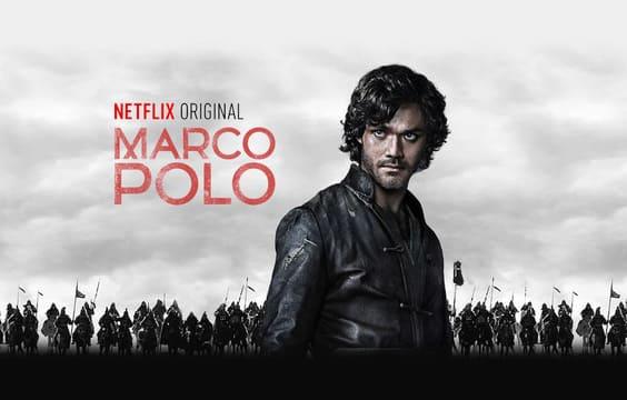 Frases da Série Marco Polo