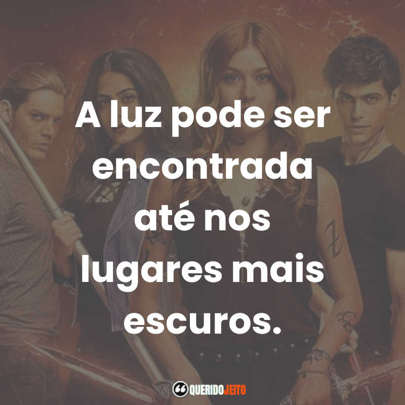 Frases Shadowhunters
