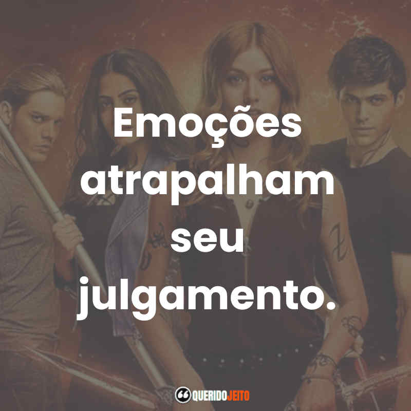 Frases Isabelle Lightwood Shadowhunters