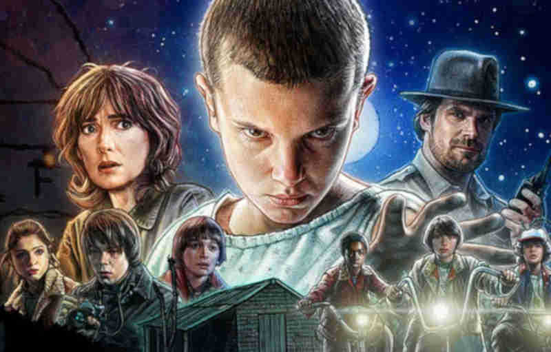 Frases da Série Stranger Things