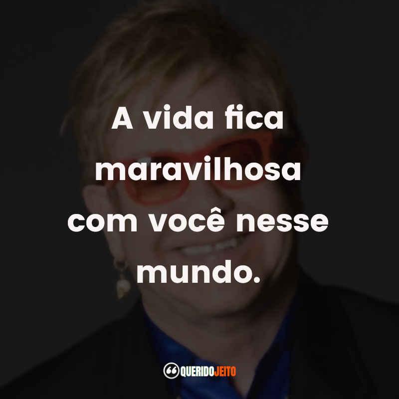 Frases Elton John