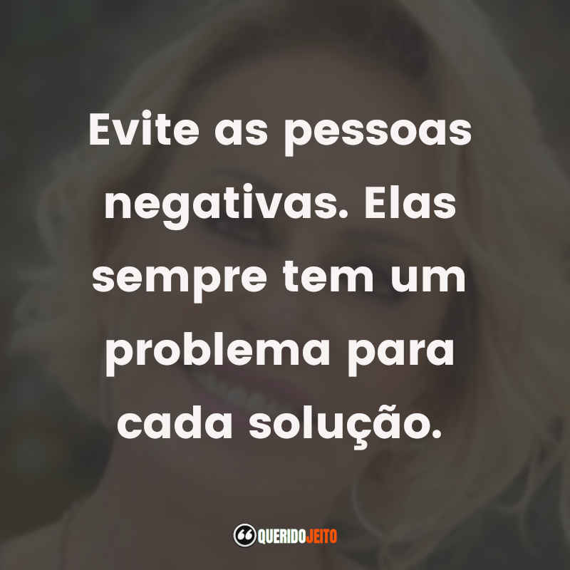 Frases da Ana Maria Braga na TV