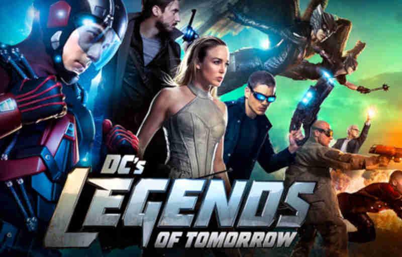 Frases da Série DCs Legends of Tomorrow