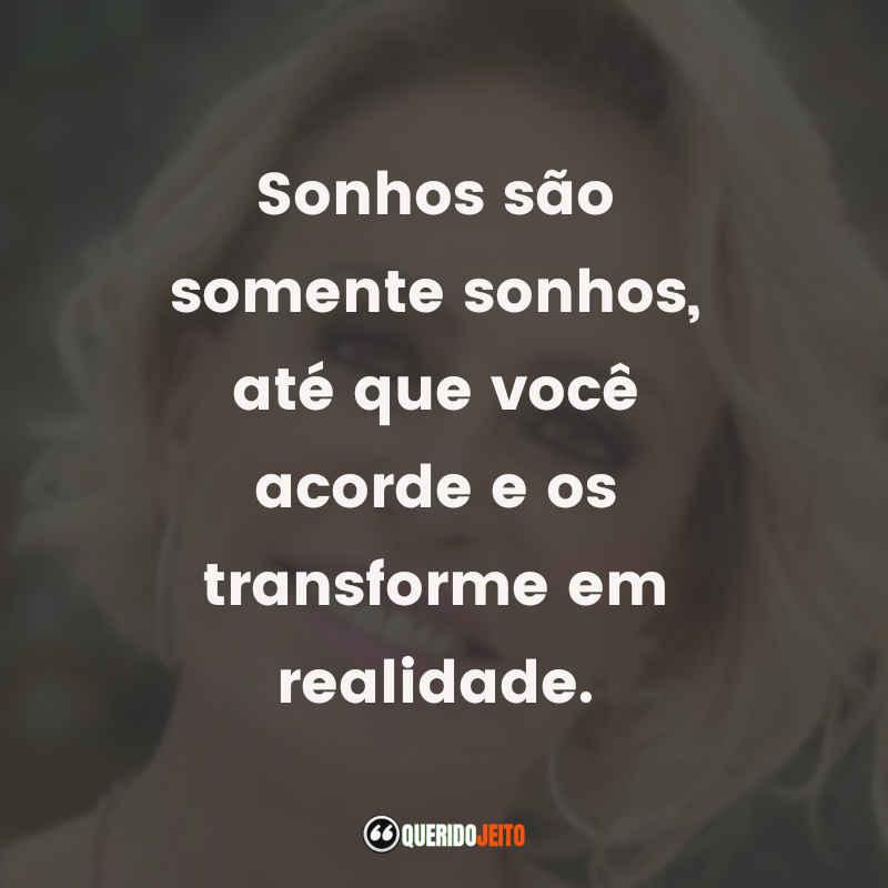 Frases Ana Maria Braga 2020
