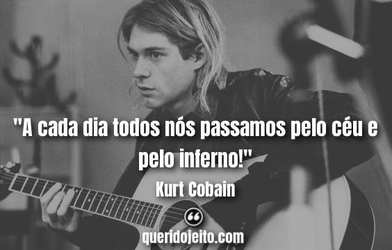 Frases Kurt Cobain.
