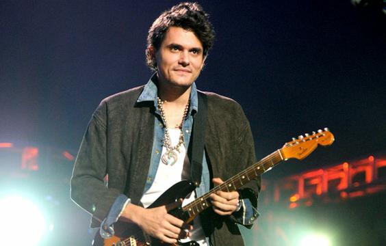 Trechos de Músicas e Frases de John Mayer