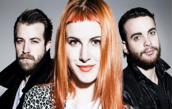 Trechos de Músicas e Frases Paramore