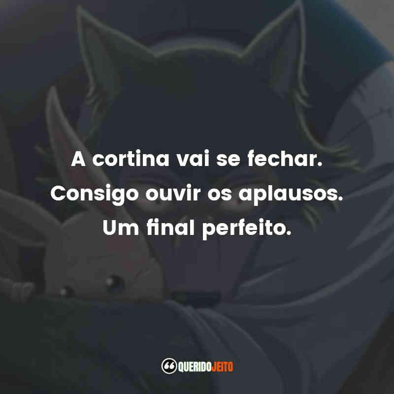 Frases Beastars - O Lobo Bom