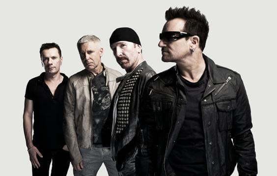 Trechos De Músicas E Frases Do U2 Querido Jeito