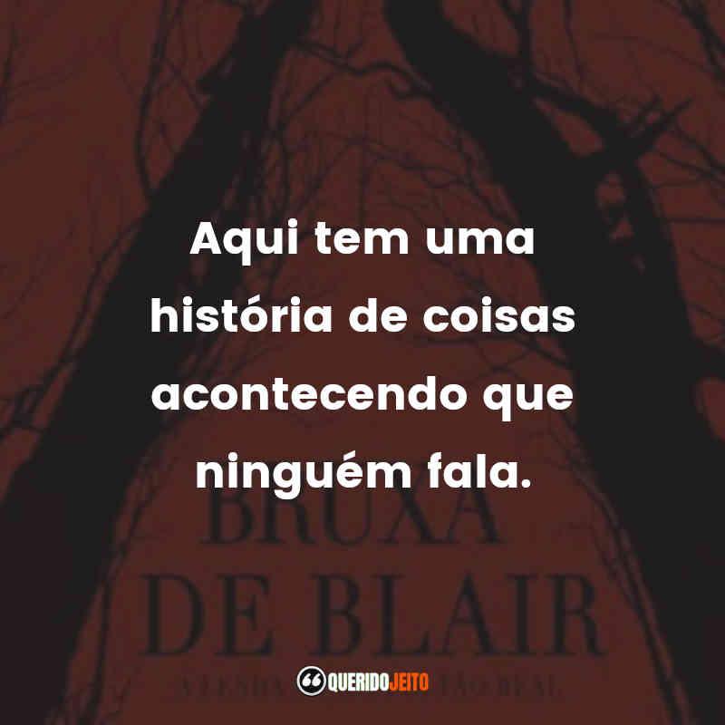 Frases Bruxa de Blair
