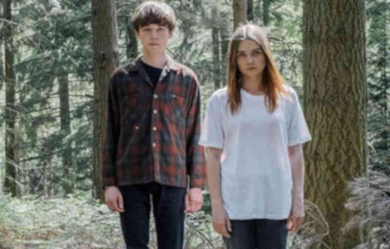 Frases da Série The End of the F***ing World