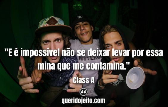 Frases Class A.