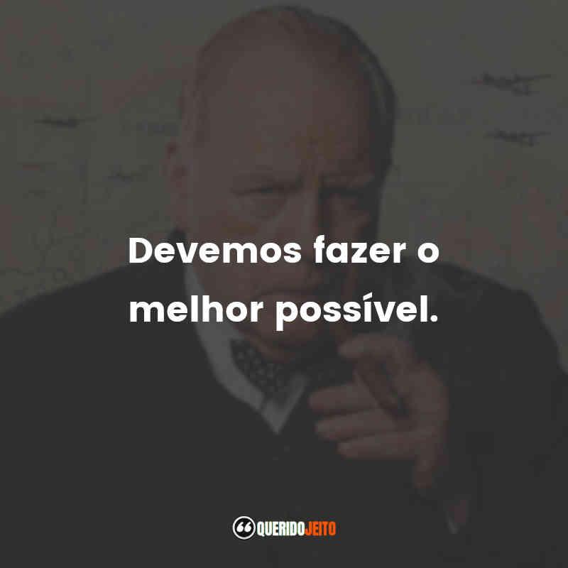 Churchill Frases