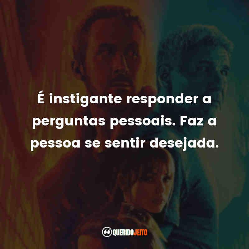 Blade Runner 2049 Frases