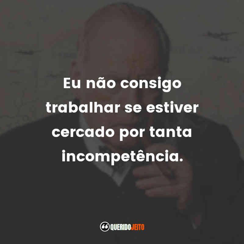 Frases do Churchill