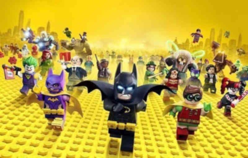 Frases LEGO Batman O Filme