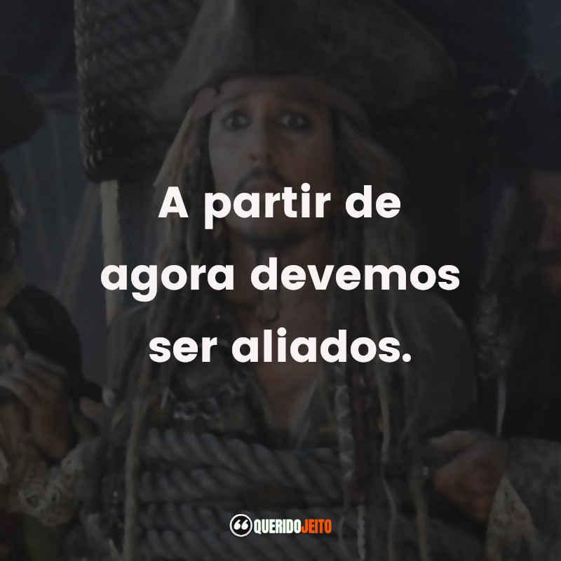 Frases Piratas do Caribe A Vingança de Salazar