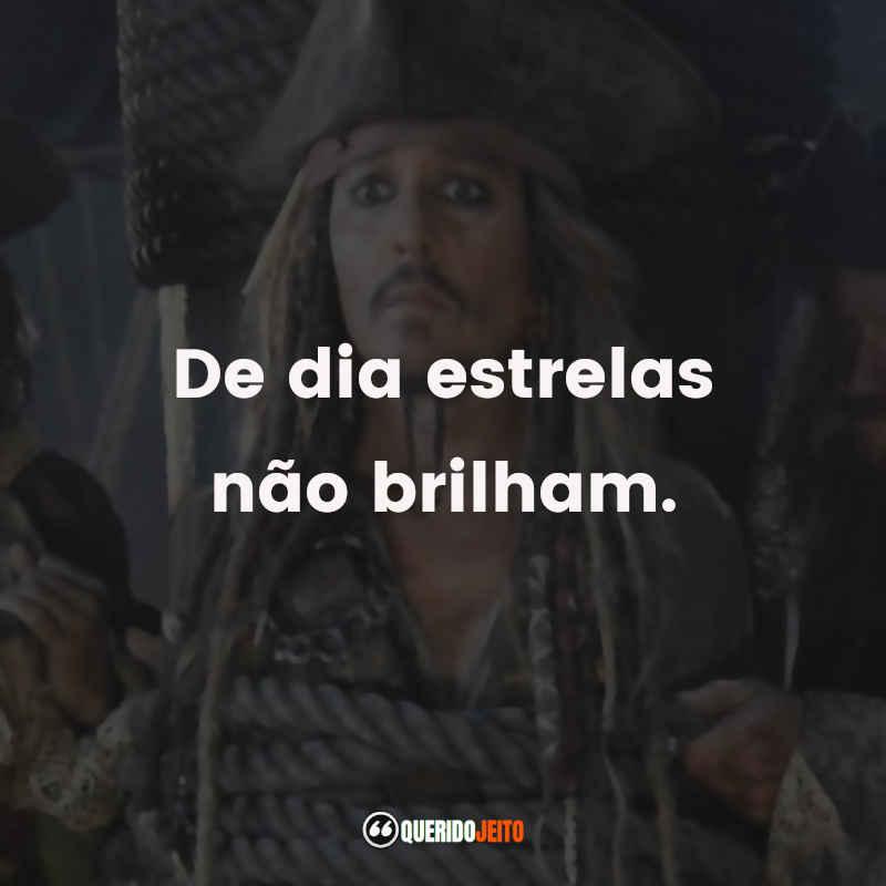 Piratas do Caribe A Vingança de Salazar Frases