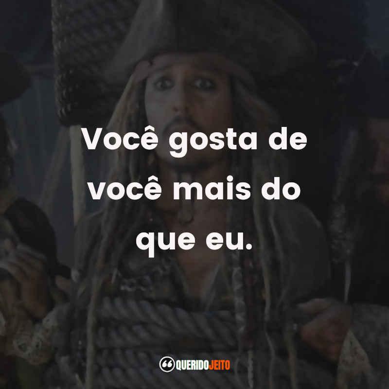 Frases Capitão Jack Sparrow