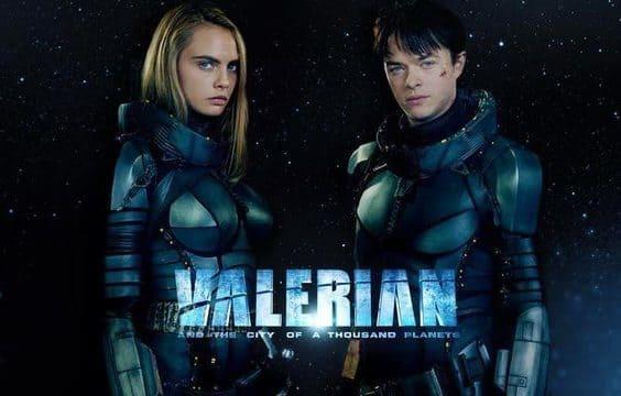 Frases do Filme Valerian e a Cidade dos Mil Planetas