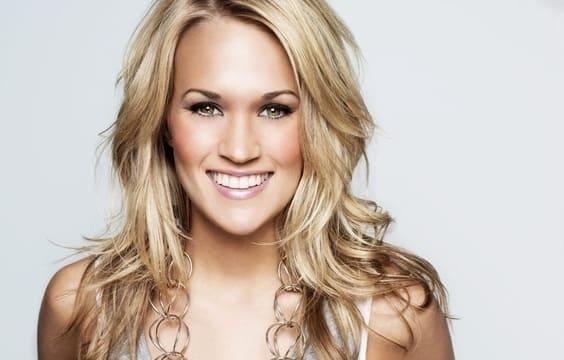 Frases e Trechos de Músicas Carrie Underwood