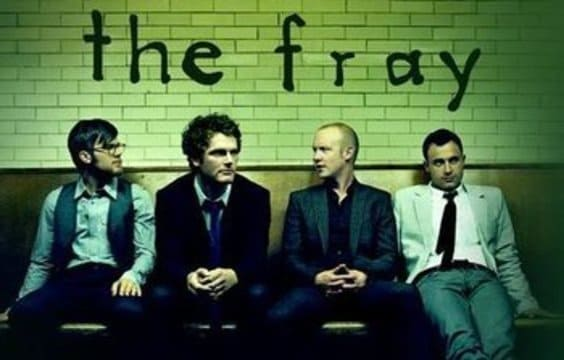 Frases e Trechos de Músicas The Fray