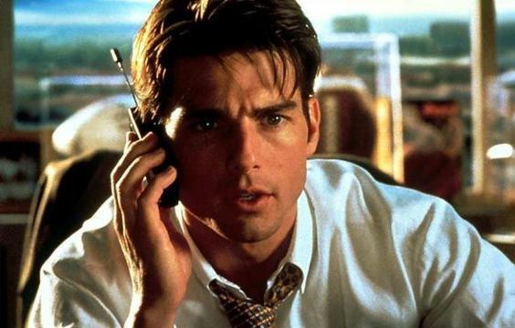 Frases do Filme Jerry Maguire A Grande Virada