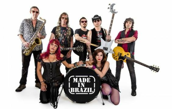 Trechos de Músicas e Frases Made In Brazil