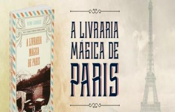 Frases do Livro A Livraria Mágica de Paris