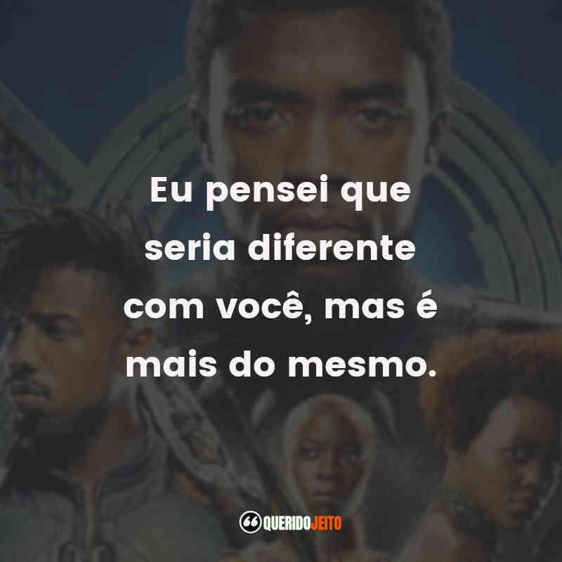 Frases Pantera Negra Vingadores