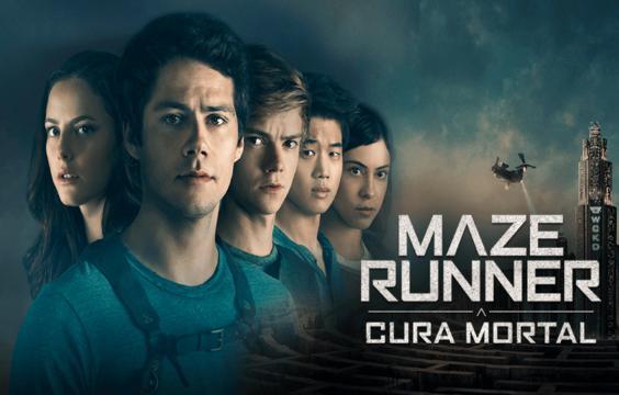 Frases do Filme Maze Runner: A Cura Mortal