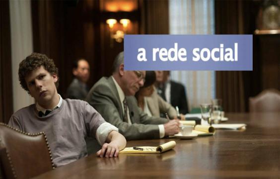 Filme A Rede Social - Blog