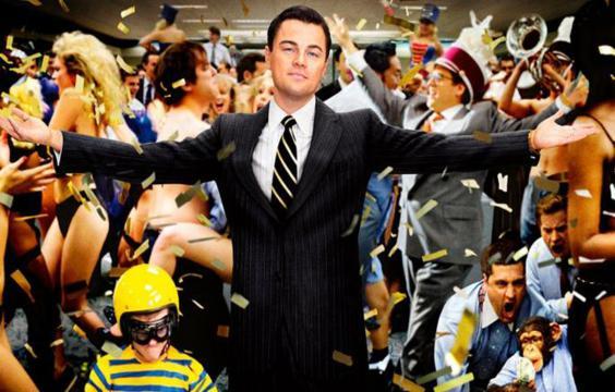 Filme O Lobo de Wall Street - Blog