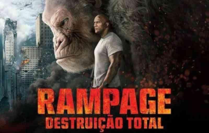 Frases do Filme Rampage - Destruição Total