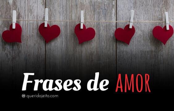 Frases Curtas De Amor Para Status Querido Jeito