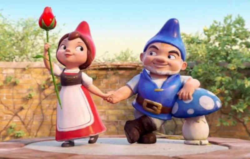 Frases do Filme Gnomeu e Julieta O Mistério do Jardim