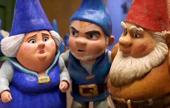 """""""Todos temos um lado bom, outro ruim."""" frases Gnomeu, frases Julieta, frases Watson, frases Paris, frases Mankin, Frases Gnomeu e Julieta status,"""