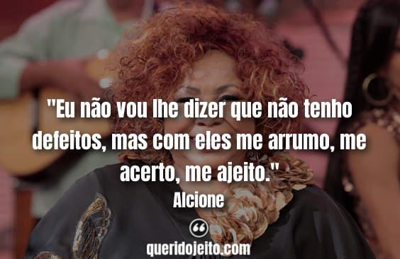 Frases Alcione, Legendas Alcione Perfil, Frases de Samba,