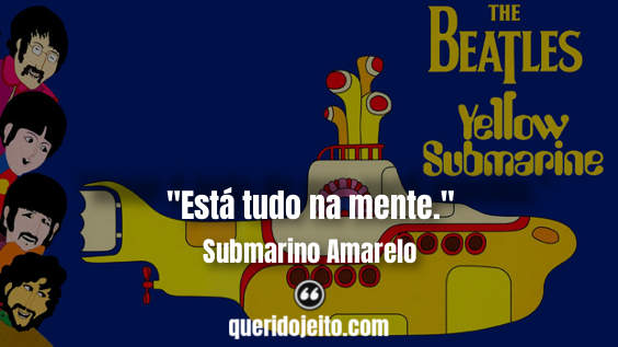 Pensamentos, Frases Beatles,