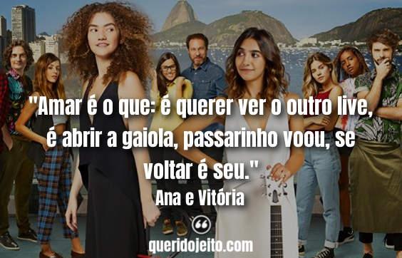 Frases Do Filme Ana E Vitória Querido Jeito