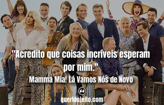Frases facebook, Frases Segundo Frases Mamma Mia,