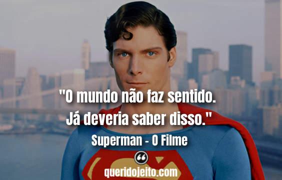 Frases Clark Kent