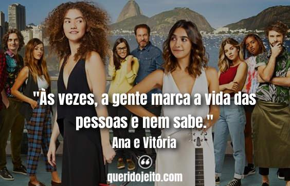 Mensagens Ana e Vitória Frases