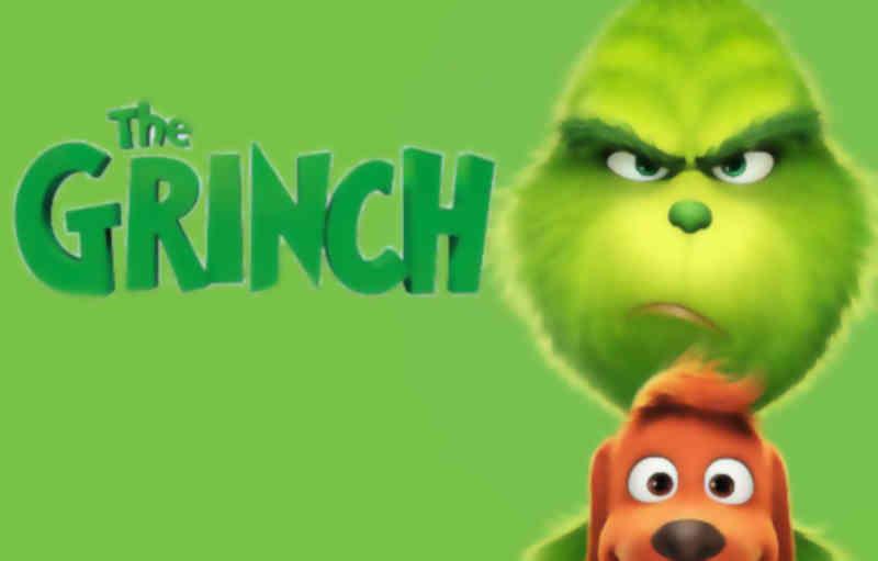 Frases do Filme O Grinch 2018